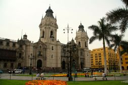 Plaza de Armas Cathedral of Lima