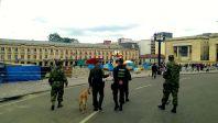 Plaza de Bolívar Bomb Squad