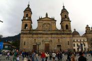 Plaza de Bolívar Catedral Primada de Colombia