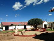 Lithic Museum Courtyard