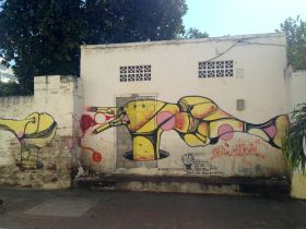 Santa Marta Graffiti
