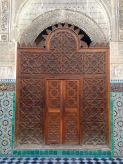 Al-Attarine Madrasa Door