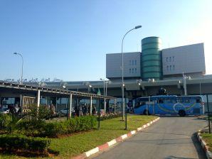 Algiers Airport Exterior