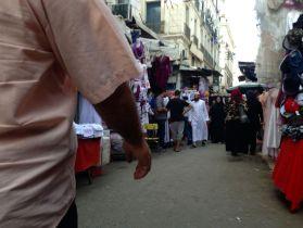 Algiers Casbah Shops
