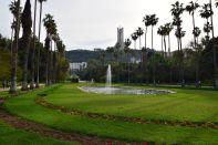 Algiers Le Jardin d'Essai du Hamma Fountain