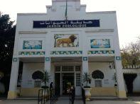Algiers Le Jardin d'Essai du Hamma Zoo