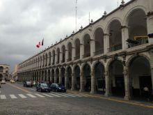Arequipa Square 2