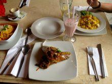 Carpaccio Lunch