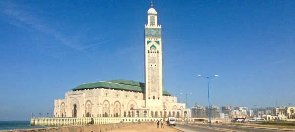 Casablanca Header