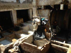 Chouwara Tanneries Bath