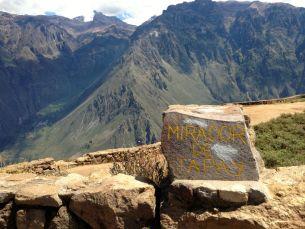 Colca Canyon Stone