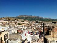 Dar Hafsa Terrace View