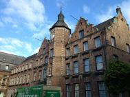 Dusseldorf Marktplatz Town Hall
