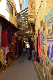 Fez Walkway