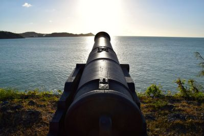 Fort James Fort Cannon