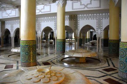 Hassan II Mosque Bath 2
