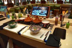 La Maison Arabe Cooking Class Station