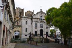 Lisbon Church 2