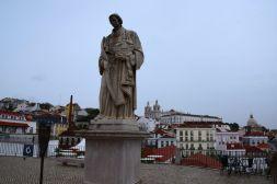 Lisbon Statue