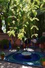 Majorelle Garden Entrance