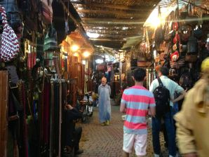 Marrakech Souk Bags