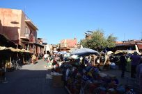 Marrakech Souk Outdoor