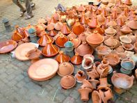 Marrakech Souk Pots