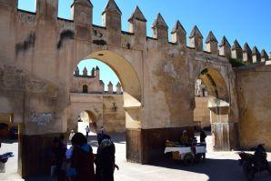 Dar el-Makhzen Entrance