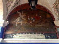 Monasterio Di Santa Catalina Painting