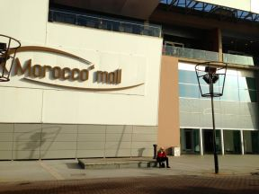Morocco Mall Front