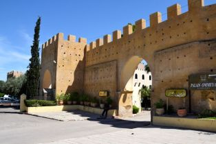 Palais Jamaï Entrance