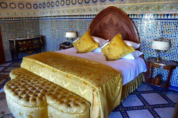 Palais Jamaï Room