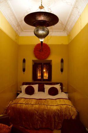 Riad Zamzam Room