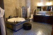Ryad Alya Casablanca Suite Bathroom