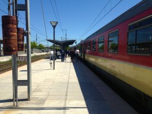 Train to Fez Station