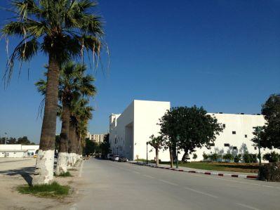 Bardo Museum Building
