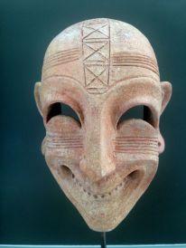 Bardo Museum Mask
