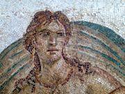 Bardo Museum Mosaic Details