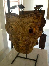 Bardo Museum Roman Armor