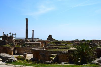 Carthage Antonine Baths View