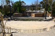 Carthage Theater Stage - Version 2