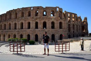 El Djem Amphitheater David-2