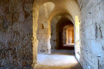 El Djem Amphitheater Interior