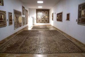 El Djem Museum Mosaic Room