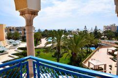 Hasdrubal Thalassa Junior Suite Balcony View