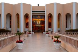 Hasdrubal Thalassa Lobby Door