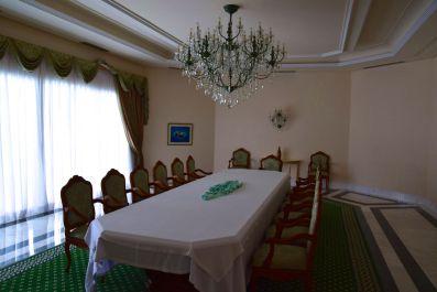 Hasdrubal Thalassa Presidential Villa Salambo Dining Room
