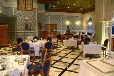 Hasdrubal Thalassa Restaurant