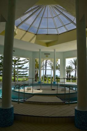 Hasdrubal Thalassa Spa Pool