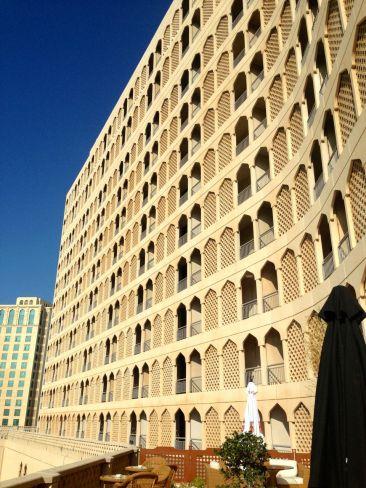 Hilton Alger Building
